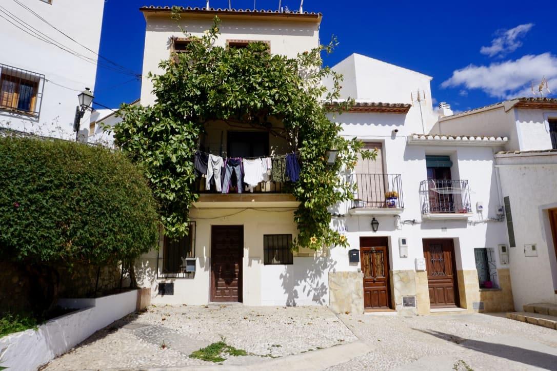 Прогулки по Испании: Уютная Алтея | Блог Радость в каждом дне