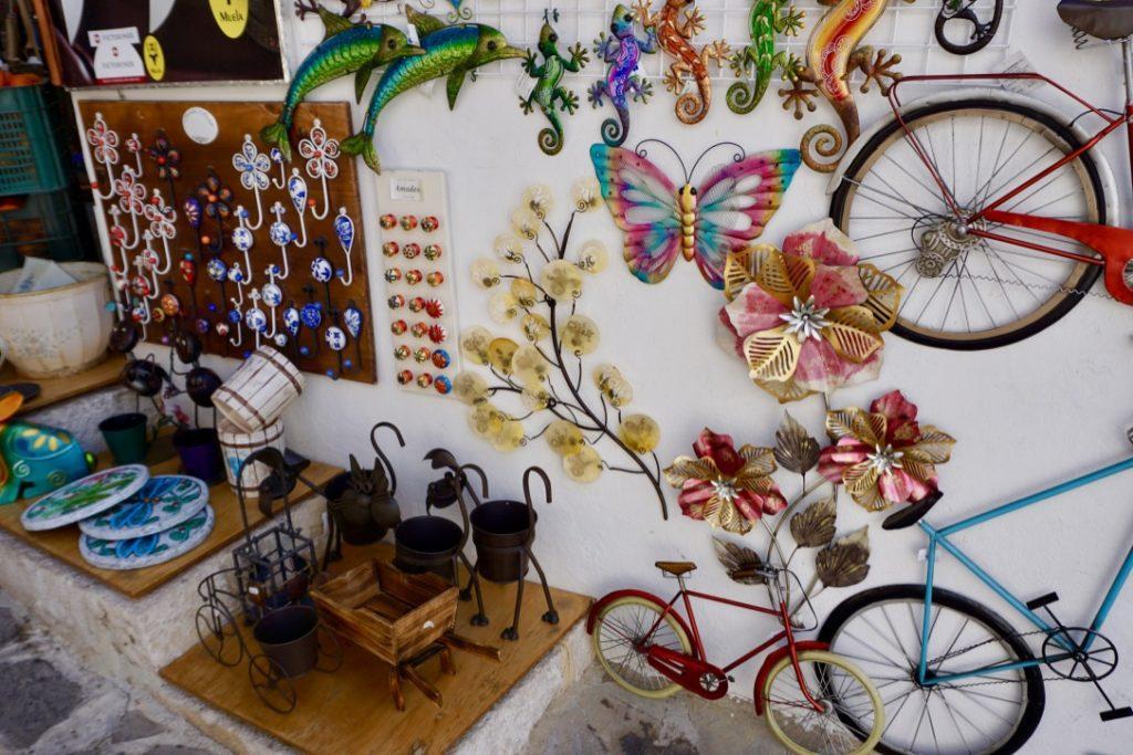 Сувениры и поделки местных мастеров. Гуаделест | Блог Радость в каждом дне