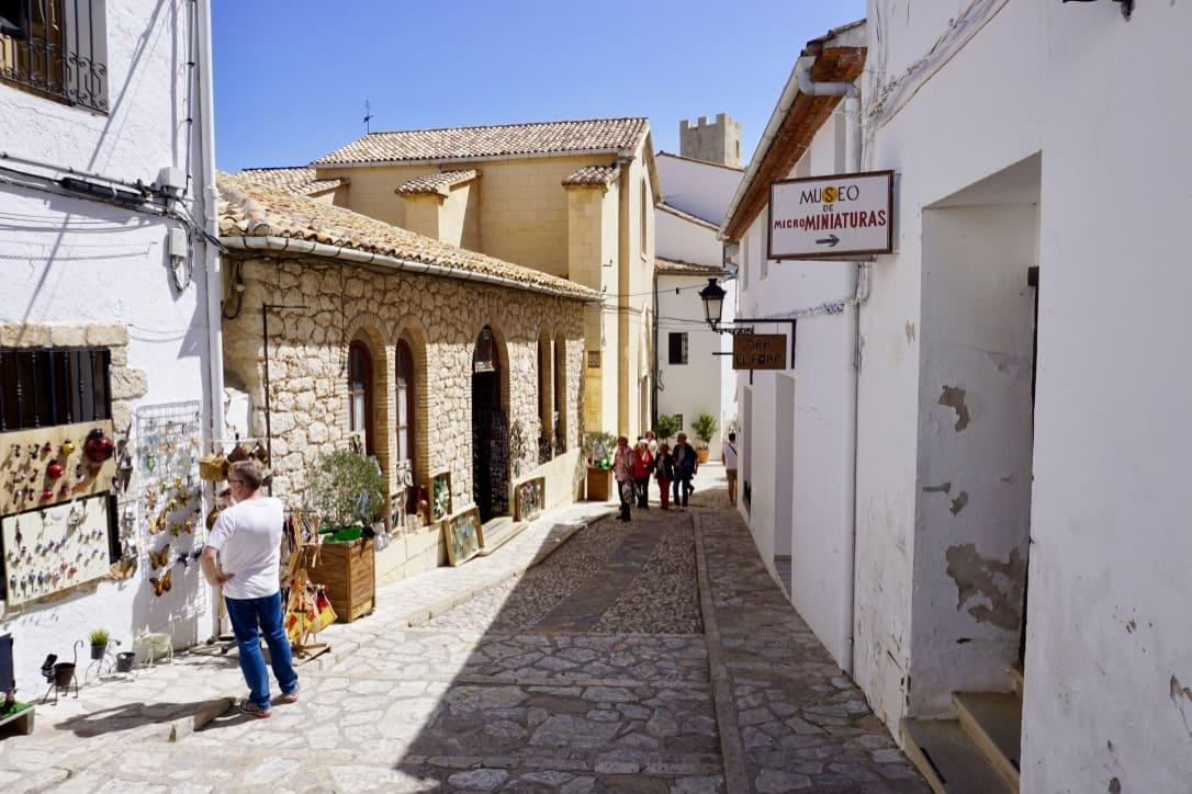 Прогулки по Испании: неповторимый Гуаделест   Блог Радость в каждом дне