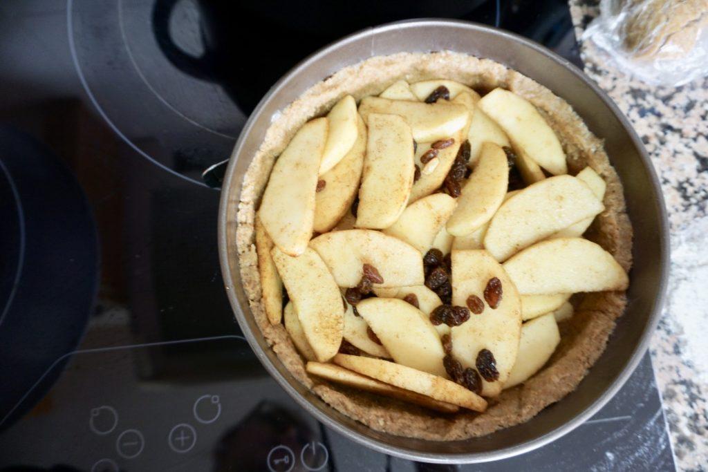 Голландский яблочный рецепт. Пошаговый рецепт с фотографиями | Блог Радость в каждом дне