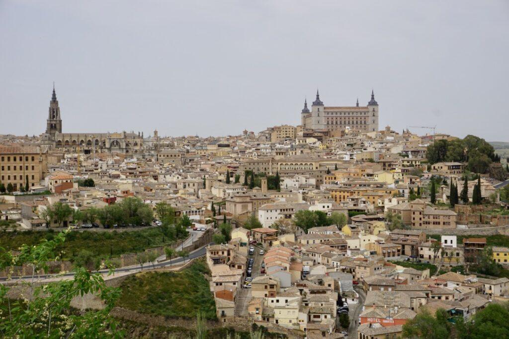 Прогулки по Испании: Средневековый Толедо |Блог Радость в каждом дне