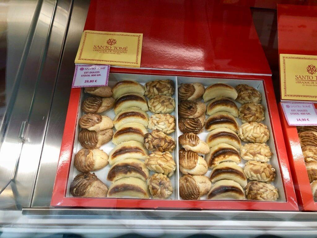 Марципан в Толедо | Блог Радость в каждом дне