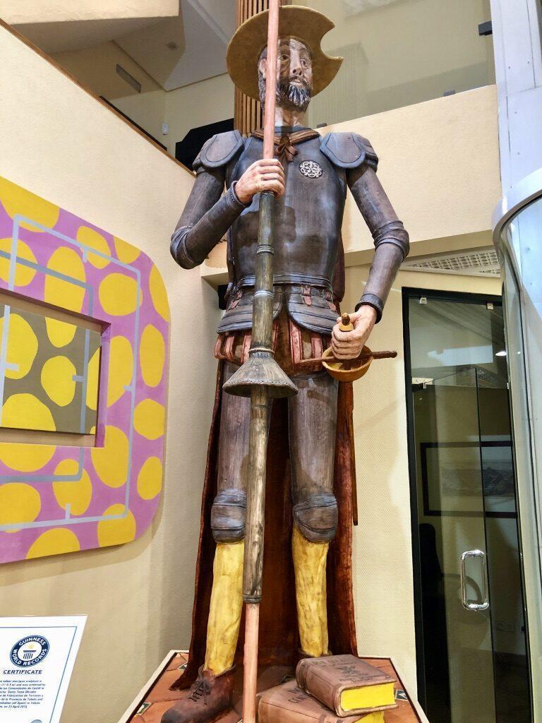 Дон Кихот из марципана. Толедо | Блог Радость в каждом дне