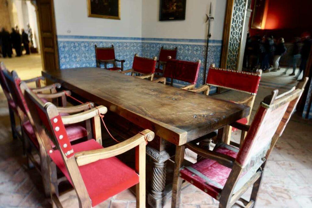 Blog radost v kazhdom dne Alkazar i Skazochnaya Segovia25 1 1024x683 - Альказар и Сказочная Сеговия