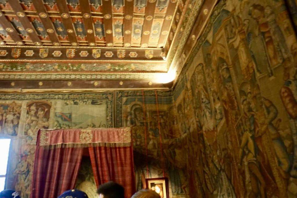 Королевская палата в Альказаре, Сеговия | Блог Радость в каждом дне