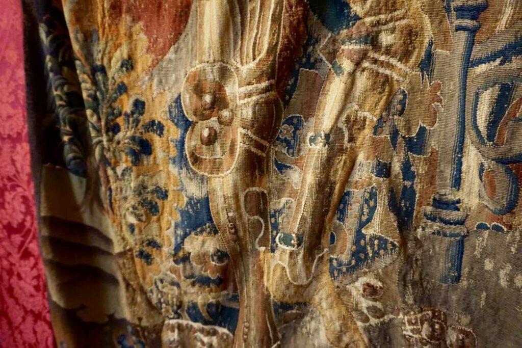 Гобелены, украшающие стены Альказара в Сеговии | Блог Радость в каждом дне