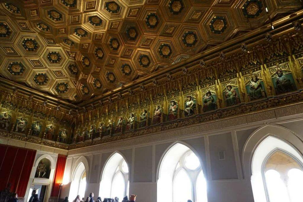 Королевский зал в Альказаре, Сеговия | Блог Радость в каждом дне