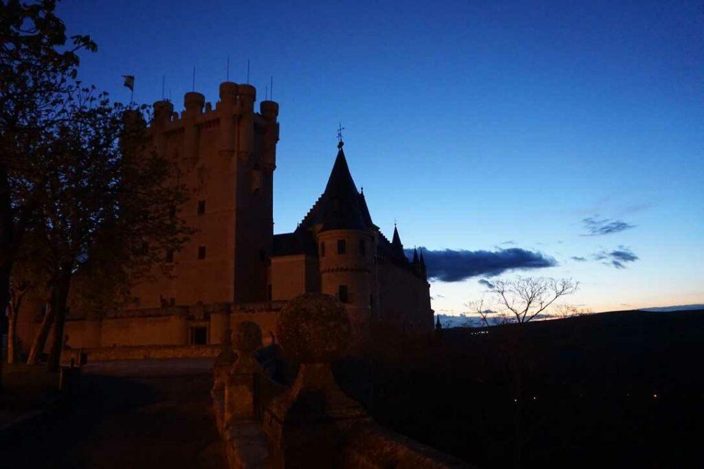 а закате, Сеговия | Блог Радость в каждом дне