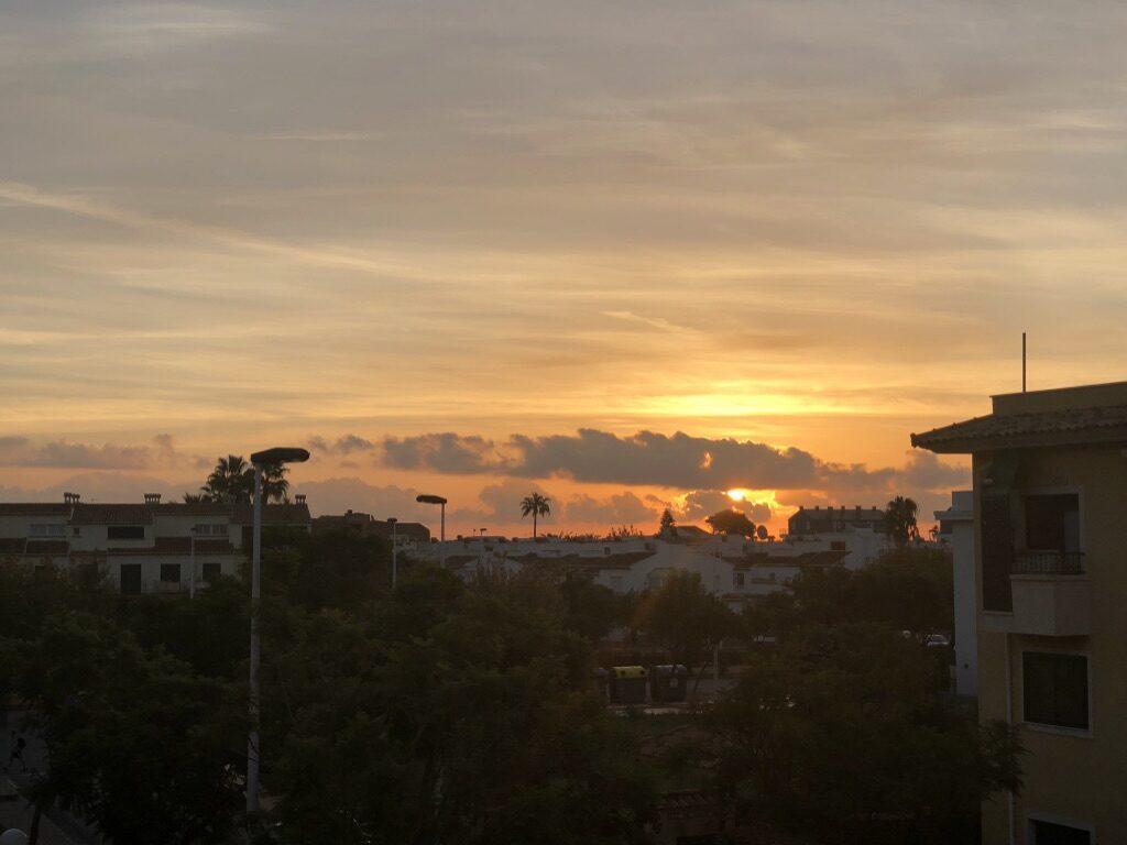 Моё идеальное утро. Рассвет | Блог Радость в каждом дне