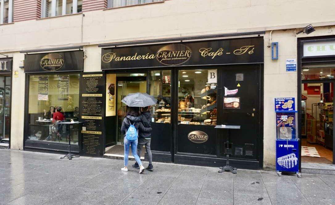Где выпить кофе в Сеговии | Блог Радость в каждом дне