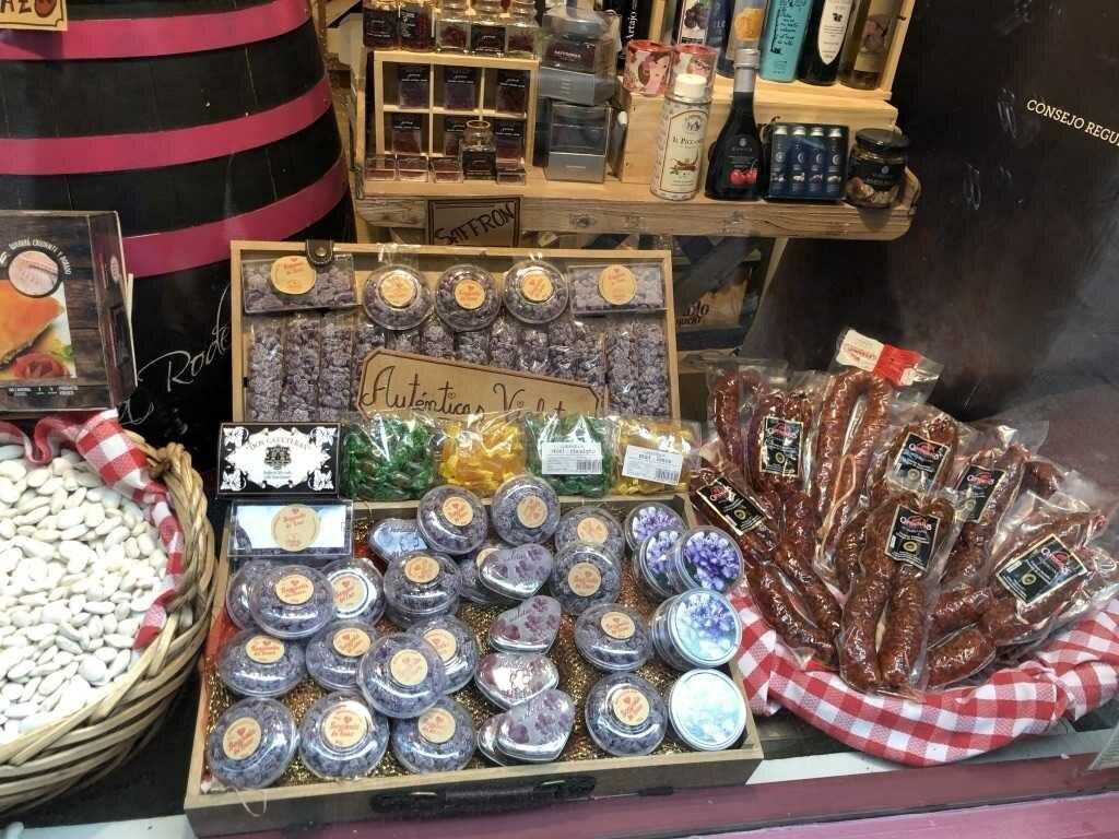 Сувениры в Сеговии | Блог Радость в каждом дне