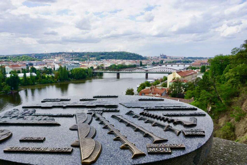 Вышеград. Прага