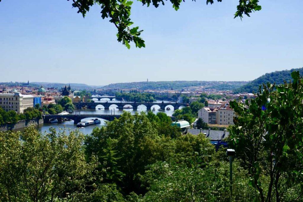 Мой осознанный июль. Прага